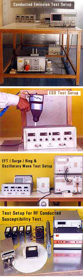 EMI - EMC and Calibration Services